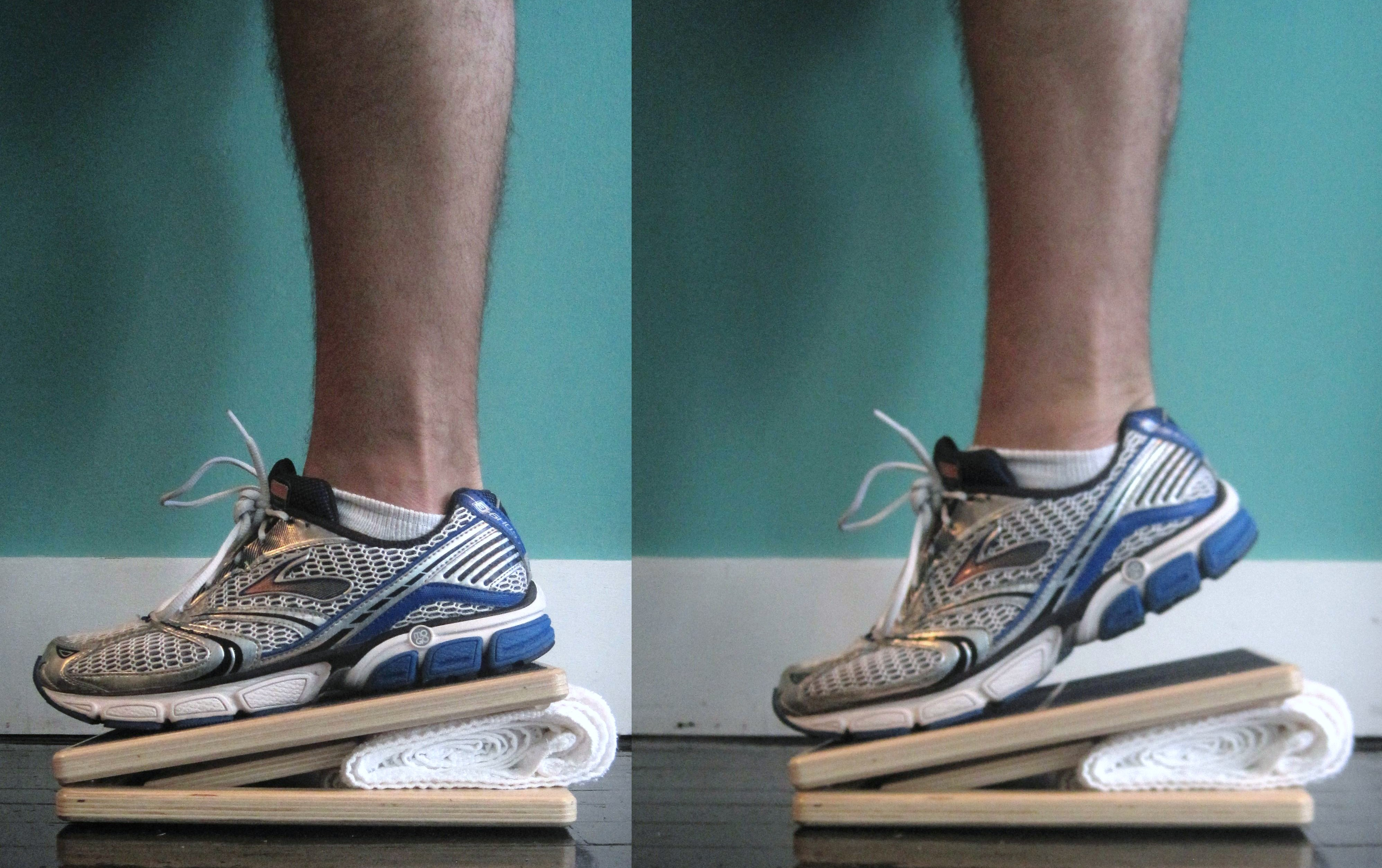 Achilles tendon rupture physical therapy - Decline