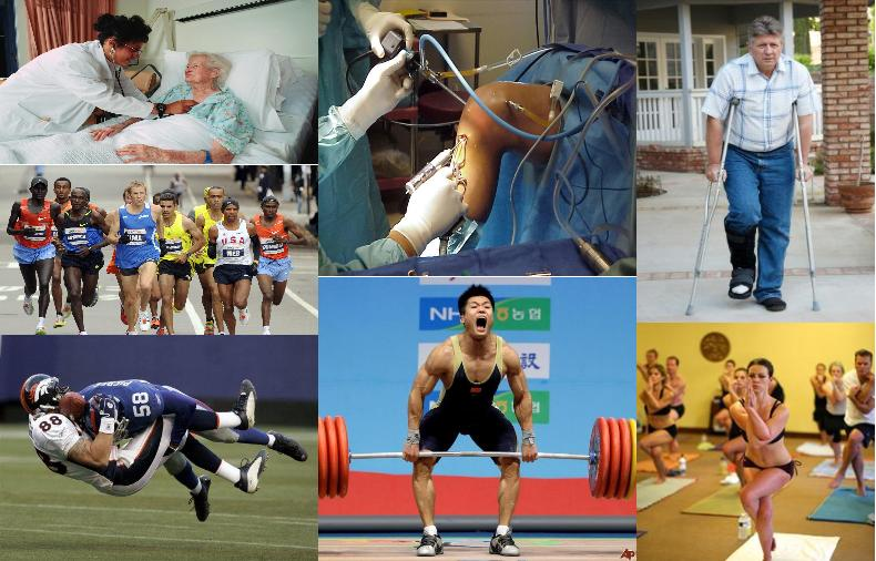 Recovery is necessary for everyone from your acute patient to your professional athlete