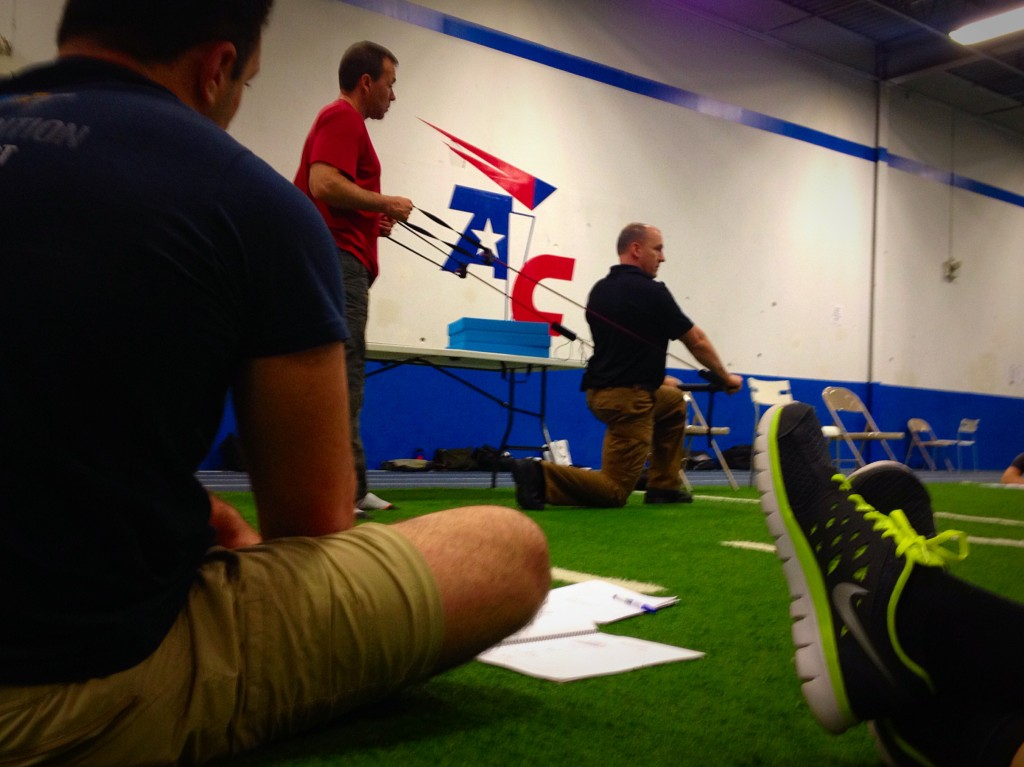 Forward Lunge with RNT